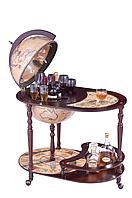Глобус бар со столиком 420мм-Зодиак 42004N