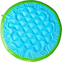 Детский надувной бассейн Intex 58924 «Радуга», 86 х 25 см Надувное дно, фото 3
