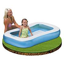 Детский надувной бассейн Intex 57403, 166 х 100 х 28 см , фото 2