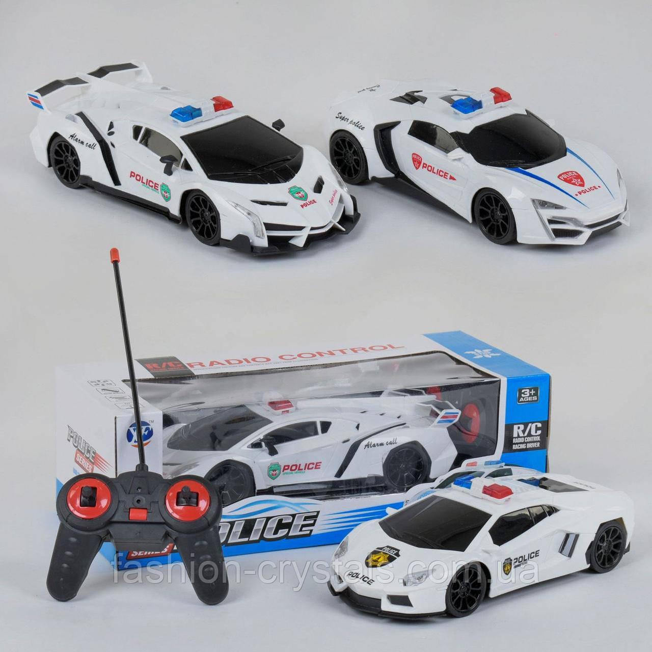 Машина police 789