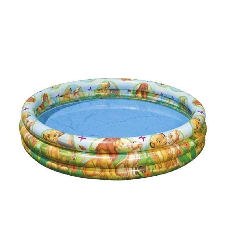 Детский надувной бассейн Intex 58420 «Король Лев»