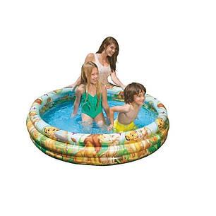 Детский надувной бассейн Intex 58420 «Король Лев» , фото 2