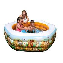 Детский надувной бассейн Intex 57497 «Король Лев» , фото 3
