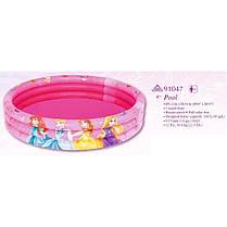 Детский надувной бассейн BestWay 91047 «Принцессы», 122 х 25 см , фото 2