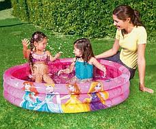 Детский надувной бассейн BestWay 91047 «Принцессы», 122 х 25 см , фото 3