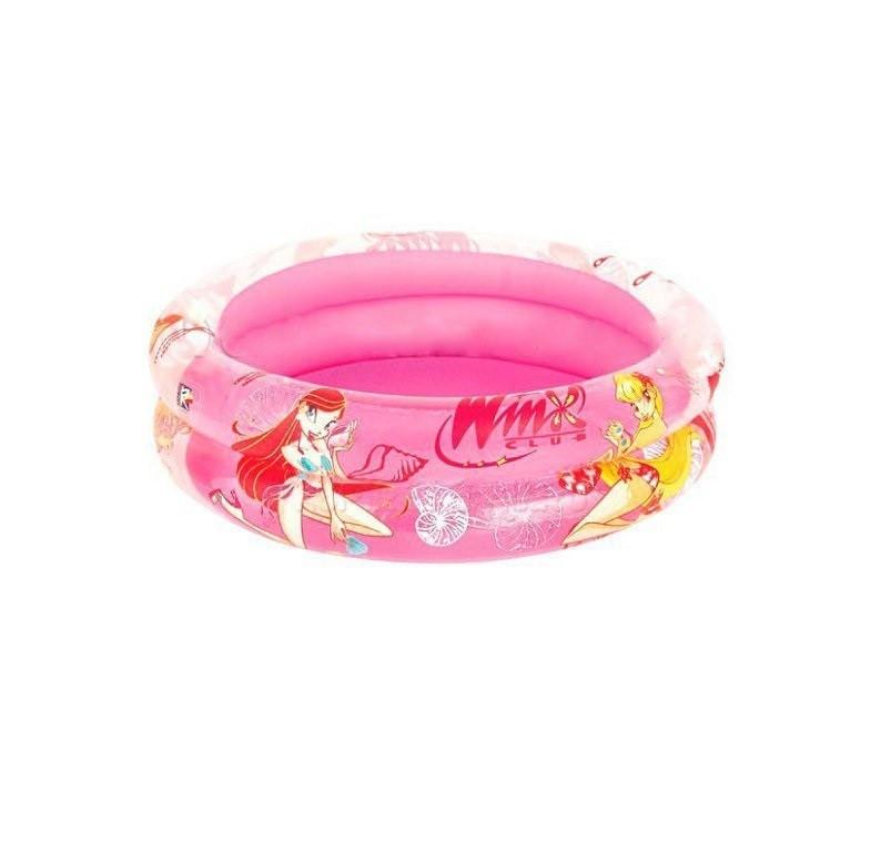 Детский надувной бассейн BestWay 92006 «Винкс», 61 х 15 см