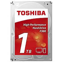 Жесткий диск 3.5 1TB TOSHIBA (HDWD110UZSVA) 7200 об/мин, 64 MB, SATA III, P300