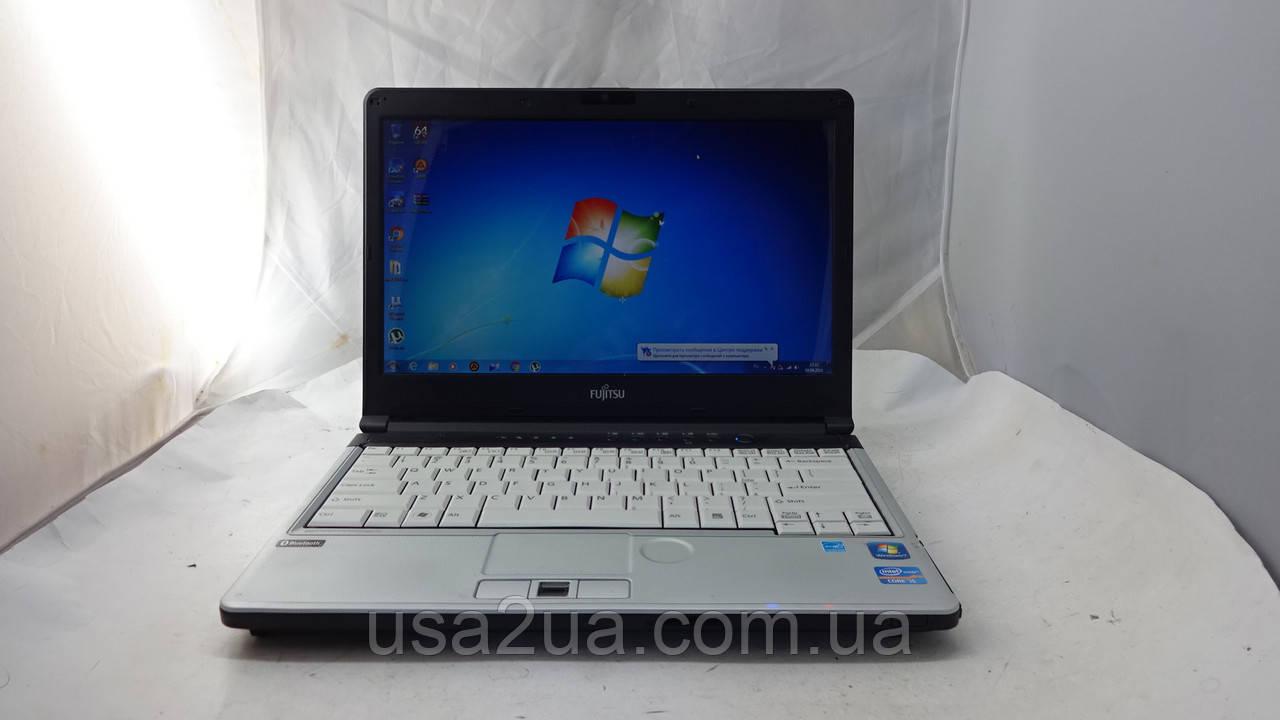 """13.3"""" Ноутбук Fujitsu Lifebook S761 Core I5 2Gen/320Gb/4Gb/WEB Кредит Гарантия Доставка"""