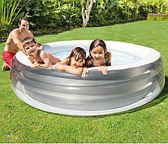 Детский надувной бассейн Intex 57192, «Дельфин» 231 х 51 см , фото 2