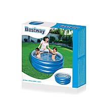 Детский надувной бассейн Bestway 51041 «Метталик», 150 х 53 см , фото 3