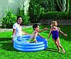 Детский надувной бассейн Bestway 51027, зеленый, синий, красный 183 х 33 см , фото 2