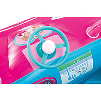 Детский центр-кровать Bestway 93207, «Барби» 135 х 99 х 43 см, с шариками 25 шт , фото 2