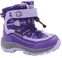 Термо черевики B&G termo. Розміри 23, 24, 27., фото 1