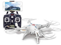 Квадрокоптер 1 000 000 Wi-Fi, летающий дрон Drone Отличное качество