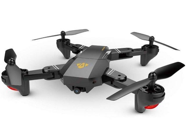 Квадрокоптер Phantom D5HW с WI-FI, летающий дрон