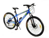 """Велосипед Crosser Banner-1*21 29"""" NEW синий горный алюминиевый , фото 1"""