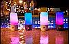 Колонка портативная беспроводная JBL Pulse 3, Большая влагозащитная Bluetooth Синяя с светомузыкой, Lux копия, фото 6