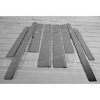 Накладки на пороги металлическте Standart SKODA OCTAVIA III A7 2013-2019
