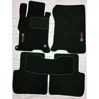 Премиум коврики в салон автомобиля текстильный  Honda Accord 2013-  Beltex черный premium