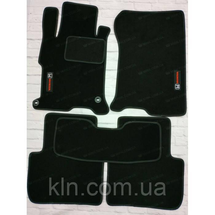Коврики для салона автомобиля текстильный  Honda Accord IX 2013-2019 Beltex черный