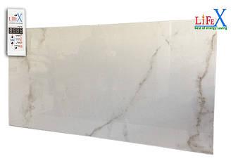 Керамический био конвектор инфракрасный LIFEX ТКП1400 (белый мрамор)
