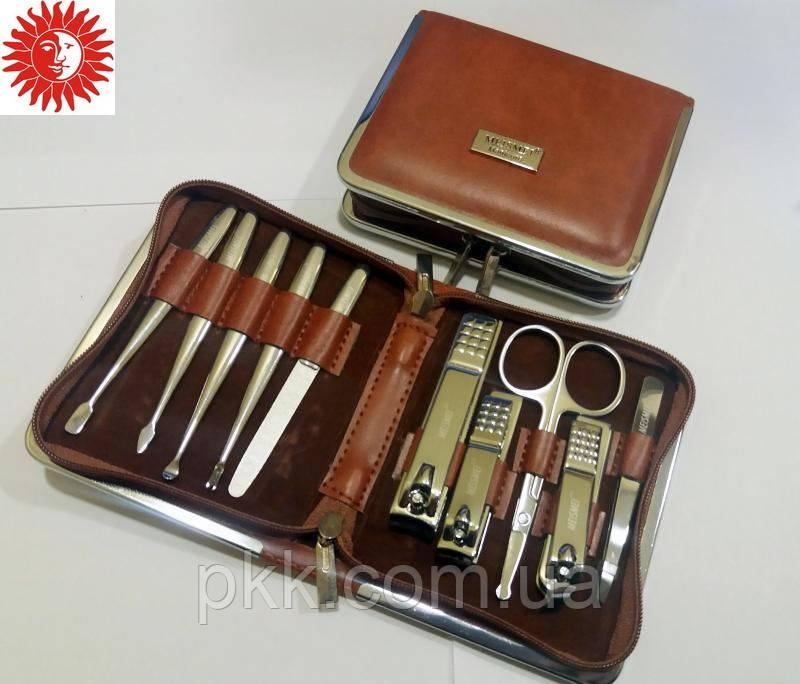Маникюрный набор Meismei на 10 инструментов 07-02