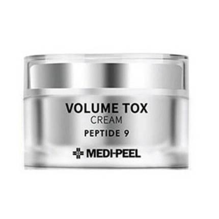 Крем с 9 пептидами повышающий упругость MEDI-PEEL Volume Tox Cream Peptide 9, 50мл, фото 2