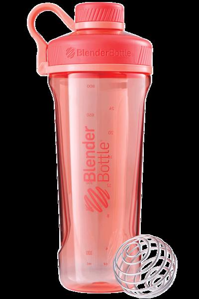Спортивная бутылка-шейкер BlenderBottle Radian Tritan 940ml Coral (ORIGINAL)