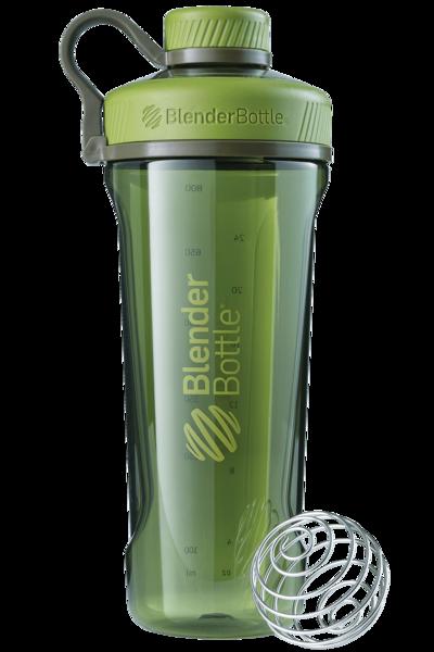 Спортивная бутылка-шейкер BlenderBottle Radian Tritan 940ml Moss Green (ORIGINAL)