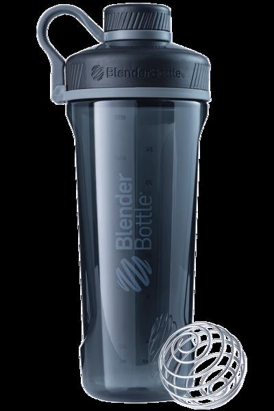 Спортивная бутылка-шейкер BlenderBottle Radian Tritan 940ml Black (ORIGINAL)
