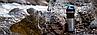 Спортивная бутылка-шейкер BlenderBottle SportMixer Stainless Steel Cyan 820мл (из нержавеющей пищевой cтали), фото 4