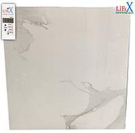 Керамическая панель инфракрасная LIFEX КОП400 (белый мрамор)