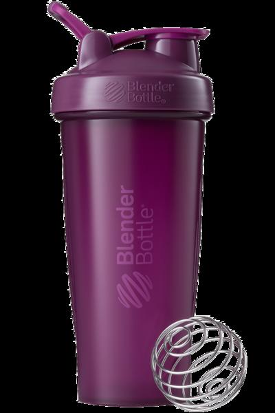 Спортивный шейкер BlenderBottle Classic Loop 820ml Plum (ORIGINAL)