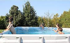 Каркасный бассейн Bestway 56466, 549 х 274 х 122 см (лестница, тент, подстилка), фото 3