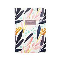 Скетчбук HIVER BOOKS Leaf А5 72 страницы