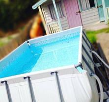Каркасный бассейн Bestway 56441 - 1, 404 х 201 х 100 см (лестница), фото 3