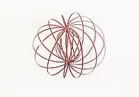 Кинетическая игрушка Magic Ring Toroflux Красный (QT-MR-1rd)