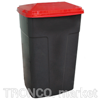 Бак мусорный - 90 л