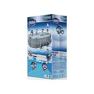 Каркасный бассейн Bestway 56617 - 1, 300 х 200 х 84 см, фото 2