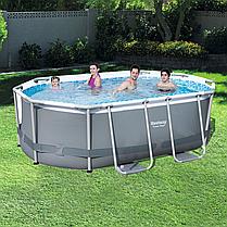 Каркасный бассейн Bestway 56617 - 1, 300 х 200 х 84 см, фото 3