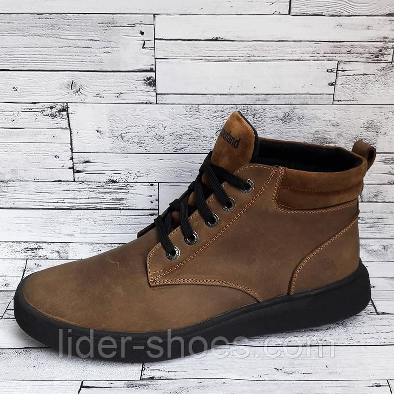 Зимние мужские ботинки