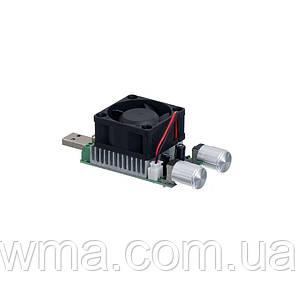 Электронная Нагрузка для Проверки Зарядок 35W Характеристика Без Дисплея