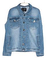 2030-2 In Yesir куртка джинсовая мужская батальная коттон (XL-5XL, 5 ед.)