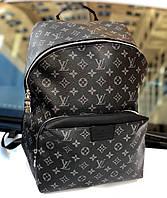 Крутой мужской рюкзак Louis Vuitton DISCOVERY (реплика), фото 1