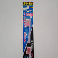Сменные насадки для ионной зубной щетки Kiss You (с зигзагообразной щетиной, средней жесткости)