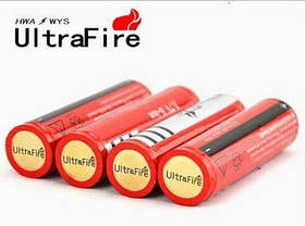 Акумулятор UltraFire 18650 4000 mAh