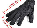 Кевларовые перчатки против ножа, фото 4