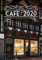 Календарь настенный HELMA 2020 31,5x45 см Cafe