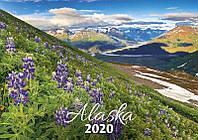 Календарь настенный HELMA 2020 45x31,5 см Alaska (N136-20)