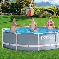 Каркасный бассейн Intex 26702, 305 x 76 см (насос-фильтр 1 250 л/ч), фото 3